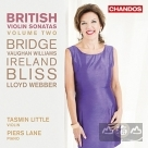 英國作曲家小提琴奏鳴曲 British Violin Sonatas, Vol. 2