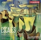 【SACD】停靠的港口 法國管弦樂作品集 Escales French Orchestral Works