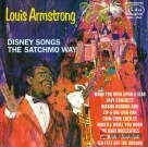 【黑膠唱片LP】迪士尼印象 Disney Songs the Satchmo Way