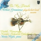 【預購】【黑膠唱片LP】最愛的小提琴安可曲集:第一集 To My Friends, Arthur Grumiaux Plays His Best-Loved Encores