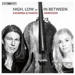 恣意走調~亨利森夫妻微跨界專輯 High, Low or In Between (Katarina & Svante Henryson)
