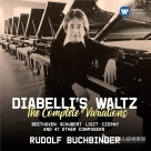 經典再現 ─ 狄亞貝里的圓舞曲 ─ 變奏曲全集 Diabelli's Waltz : The Complete Variations - by Beethoven, Schubert, Liszt…