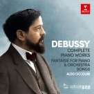 世紀典藏超值盒-德布西:鋼琴作品集 DEBUSSY Complete Piano Works ‧ Piano Fantaisie, 25 Songs