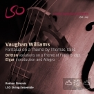 【SACD】佛漢威廉士:泰利斯主題幻想曲 Vaughan Williams: Fantasia on a Theme by Thomas Tallis