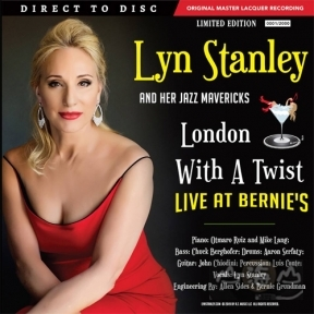 【預購】【黑膠唱片LP】London With A Twist - Live At Bernie's (直刻 45轉)