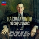 拉赫曼尼諾夫作品全集 Rachmaninov: The Complete Works (32CD)