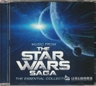 【預購】【進口版】星際大戰-交響詩篇 Music From the Star Wars Saga-the Essential Collection