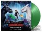 【預購】【黑膠唱片LP】馴龍高手 3 How to Train Your Dragon : The Hidden World (Green Vinyl)