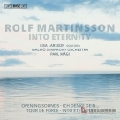 【SACD】羅夫.馬丁頌:抒情歌曲和管弦曲 Rolf Martinsson - Into Eternity