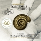 Harmonia Mundi 60週年紀念精選輯 (一) 1958-1988:巴洛克革命年代 Generation harmonia mundi I . The Age of Revolutions