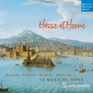 哈塞德國時期作品輯 Hasse at Home - Cantatas and Sonatas