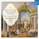 巴哈之子:鋼琴協奏曲&獨奏作品 (2CD) The Bach Sons: Piano Concertos & Solo Pieces