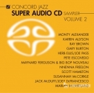 【SACD】協和爵士精選示範碟 2 Concord Jazz Super Audio Cd Sampler, Vol. 2