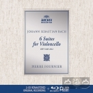 巴哈:無伴奏大提琴組曲 (2CD+1Blu-rayCD) J.S.Bach:6 Suties For Violoncello