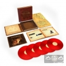 【預購】【彩膠唱片LP】魔戒首部曲:魔戒現身 The Lord of The Rings: The Fellowship of The Ring - The Complete Recordings (Red Vinyl)