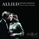 同盟鶼鰈 電影原聲帶 Allied (Original Motion Picture Soundtrack)
