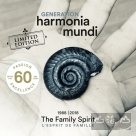 Harmonia Mundi 60週年紀念精選輯 (二) 1988-2018:家族精神 Generation harmonia mundi : The Spirit of Family