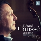 傑哈考斯Erato時期錄音集 13CD Gérard Caussé: Viola Legend - The Erato Years