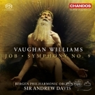 【SACD】佛漢.威廉士:第九號交響曲  Vaughan Williams - Job . Symphony No.9