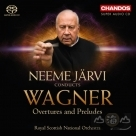 【SACD】華格納:序曲與前奏曲 Wagner:Overtures And Preludes